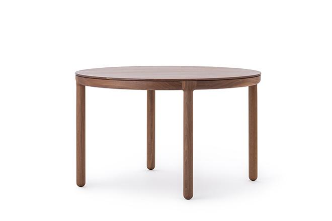 ダイニングテーブル ソリッド ラウンド