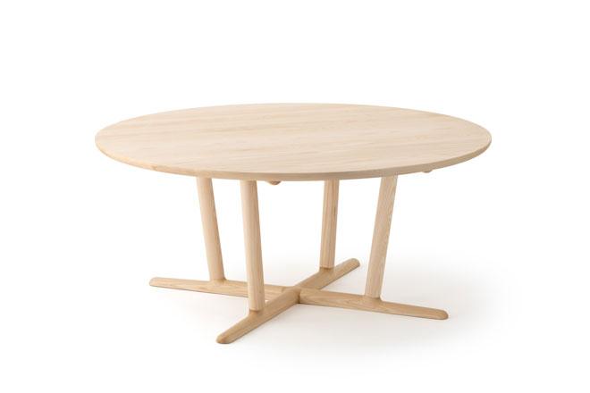 POODLEダイニングテーブル ラウンド
