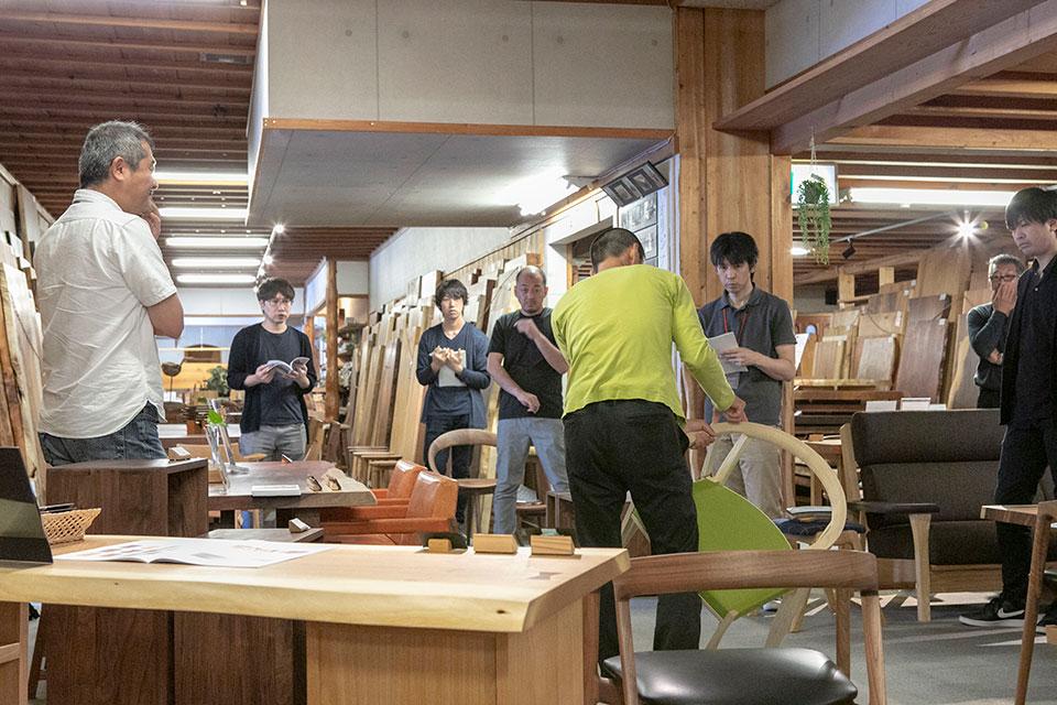 愛媛県「近藤工芸」さんへ出張勉強会に伺いました。