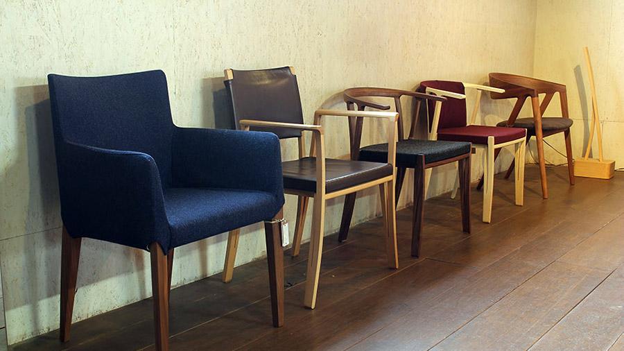澪工房「徳島の家具 イストク展」
